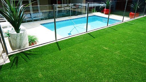 Thảm cỏ nhân tạo sâ vườn