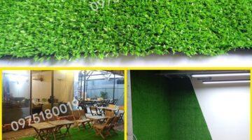 thảm cỏ nhân tạo 1cm