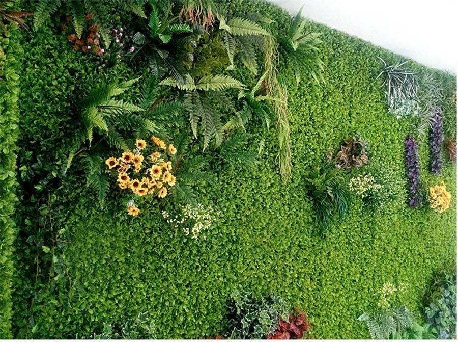 Chọn cỏ có chất lượng tốt, màu sắc xanh tươi