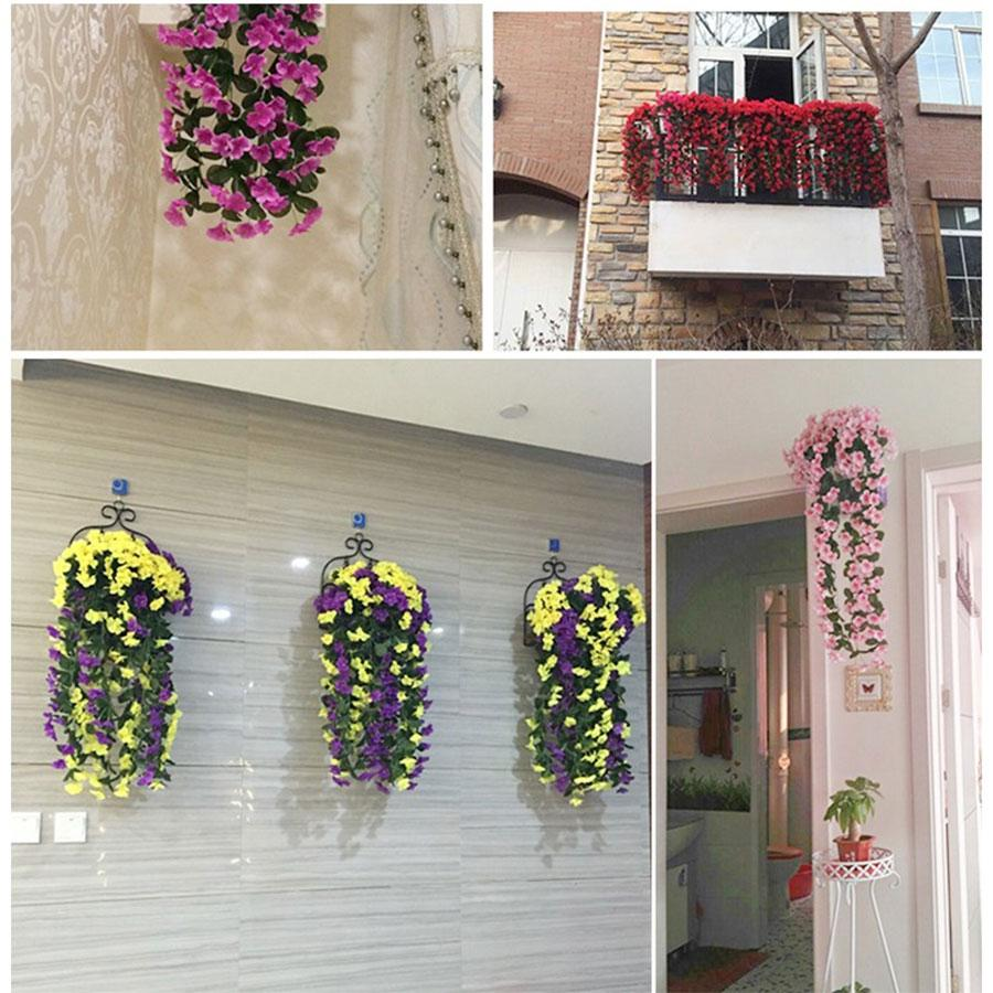 Chùm hoa giả Pense trang trí tường