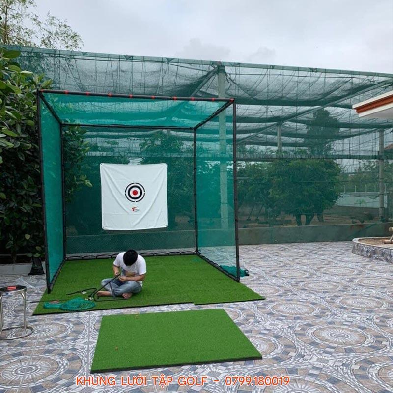 Lều - Lồng - Lưới tập golf