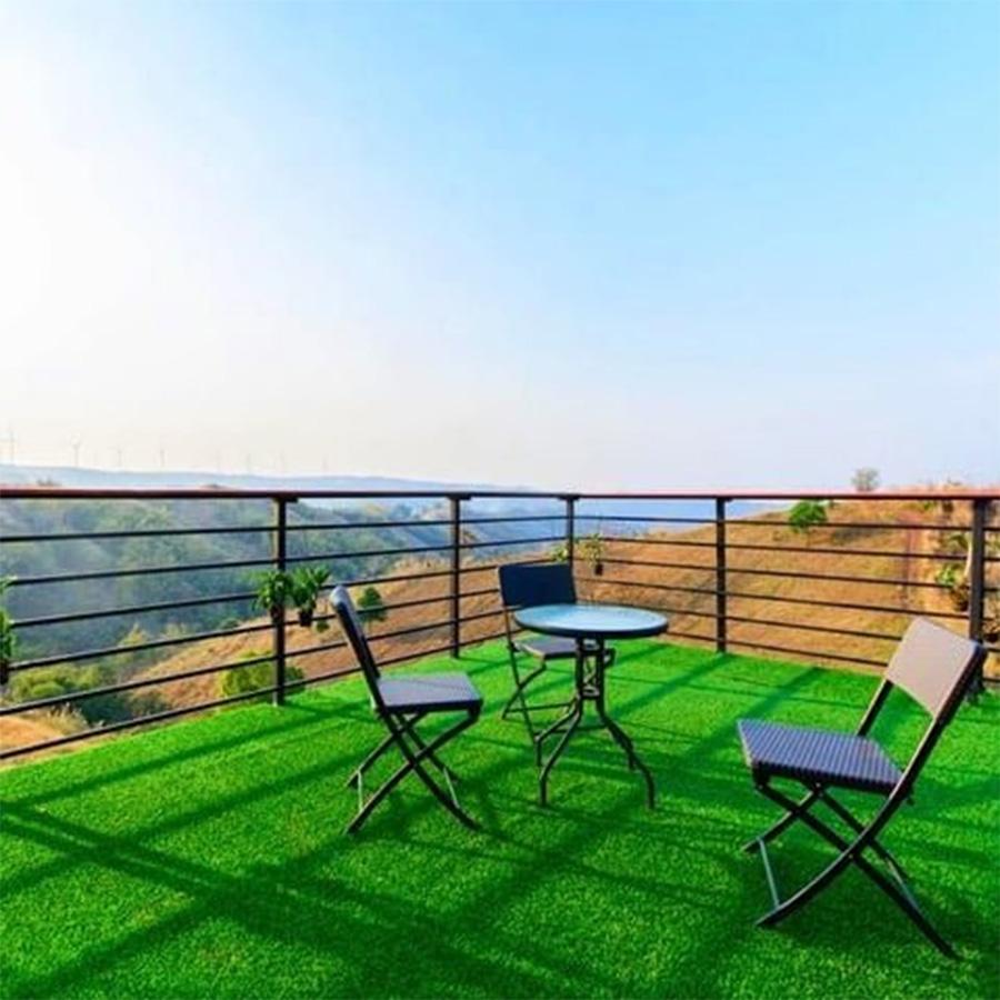 Thảm cỏ nhân tạo có giá trị thẩm mĩ cao