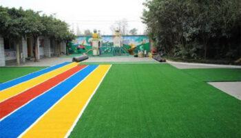 Thảm cỏ nhân tạo an toàn cho sức khỏe