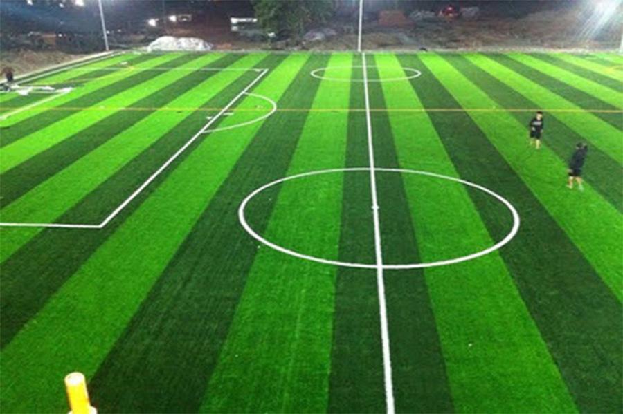 Thảm cỏ nhân tạo sân bóng đá đạt chuẩn FIFA