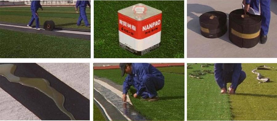 Dịch vụ thi công trọn gói cỏ nhân tạo